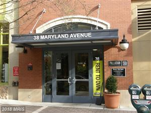 Photo of 38 MARYLAND AVE #419, ROCKVILLE, MD 20850 (MLS # MC10249026)