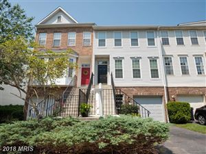 Photo of 9123 CARRIAGE HOUSE LN #12, COLUMBIA, MD 21045 (MLS # HW10314027)