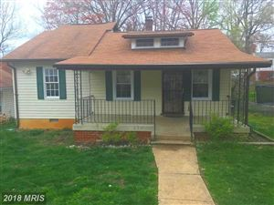 Photo of 5710 SOMERSET RD, RIVERDALE, MD 20737 (MLS # PG10211027)