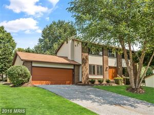 Photo of 12103 VELVET HILL DR, OWINGS MILLS, MD 21117 (MLS # BC9014030)