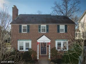 Photo of 709 REGESTER AVE, BALTIMORE, MD 21212 (MLS # BC10228033)