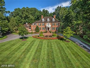 Photo of 8517 COUNTRY CLUB DR, BETHESDA, MD 20817 (MLS # MC10225033)