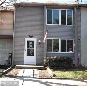 Photo of 1724 WOODTREE CIR, ANNAPOLIS, MD 21409 (MLS # AA10213034)