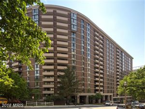 Photo of 4620 PARK AVE #1501E, CHEVY CHASE, MD 20815 (MLS # MC10242034)