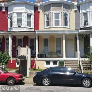 Photo of 312 28TH ST E, BALTIMORE, MD 21218 (MLS # BA10170035)