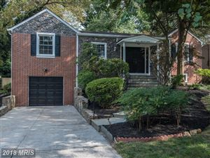 Photo of 7016 GREENVALE PARKWAY, CHEVY CHASE, MD 20815 (MLS # MC10325035)