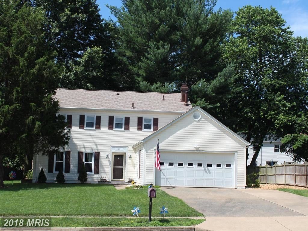 Photo for 7210 RACEPOINT WAY, ALEXANDRIA, VA 22315 (MLS # FX10279036)