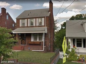 Photo of 2921 20TH ST NE, WASHINGTON, DC 20018 (MLS # DC10142039)