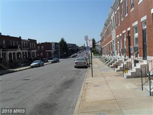 Photo of 1728 SMALLWOOD ST N, BALTIMORE, MD 21216 (MLS # BA10252042)