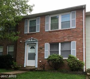 Photo of 1729 CARRIAGE WAY, FREDERICK, MD 21702 (MLS # FR9934042)