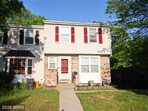 Photo of 8489 SNOWDEN OAKS PL, LAUREL, MD 20708 (MLS # PG10246044)