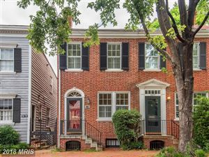 Photo of 3419 RESERVOIR RD NW, WASHINGTON, DC 20007 (MLS # DC10277045)