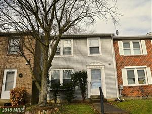 Photo of 1703 CARRIAGE CT, FREDERICK, MD 21702 (MLS # FR10195045)