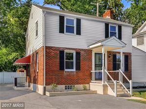Photo of 822 MILFORD MILL RD, PIKESVILLE, MD 21208 (MLS # BC10030049)