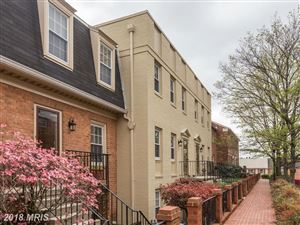 Photo of 1662 BEEKMAN PL NW #A, WASHINGTON, DC 20009 (MLS # DC10221049)
