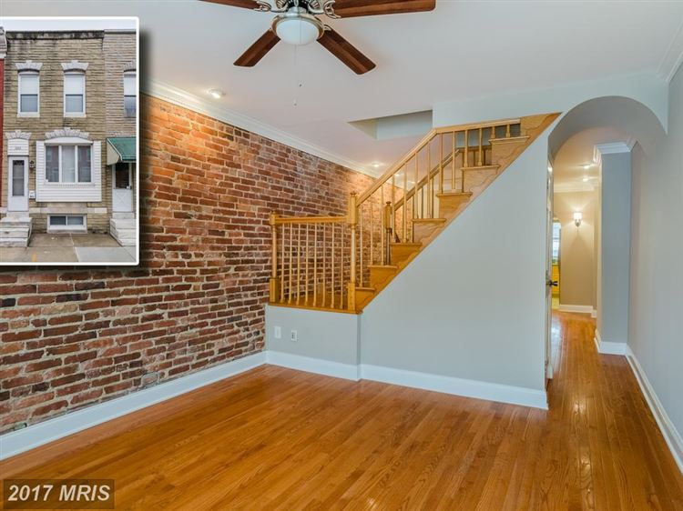 Photo for 326 BOULDIN ST S, BALTIMORE, MD 21224 (MLS # BA10056049)