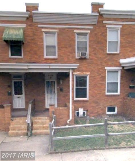 Photo for 1905 GRINNALDS AVE, BALTIMORE, MD 21230 (MLS # BA10056050)