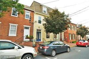 Photo of 217 CHURCH ST, FREDERICK, MD 21701 (MLS # FR9675051)