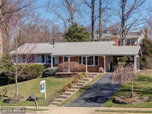 Photo of 8612 WOODVIEW DR, SPRINGFIELD, VA 22153 (MLS # FX10171051)