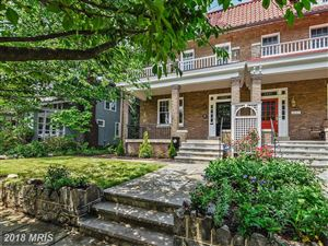 Photo of 3513 ORDWAY ST NW, WASHINGTON, DC 20016 (MLS # DC10244052)