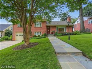 Photo of 4815 MORGAN DR, CHEVY CHASE, MD 20815 (MLS # MC10315053)