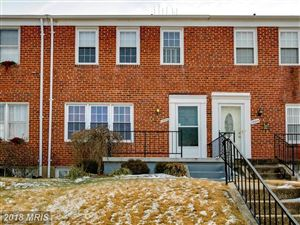 Photo of 1906 EDGEWOOD RD, TOWSON, MD 21286 (MLS # BC10138055)