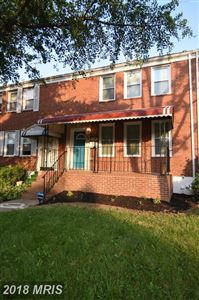 Photo of 4007 CEDARDALE RD, BALTIMORE, MD 21215 (MLS # BA10275058)