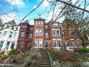 Photo of 1216 GIRARD ST NW, WASHINGTON, DC 20009 (MLS # DC10213058)