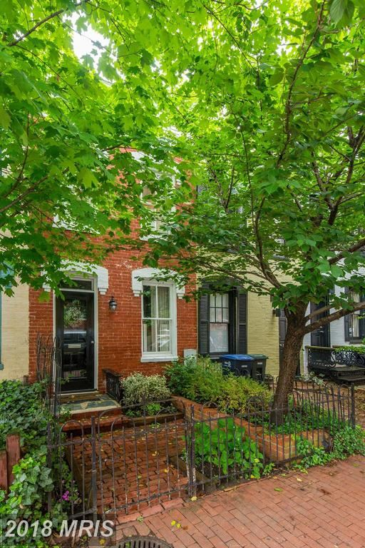 Photo for 1257 35TH ST NW, WASHINGTON, DC 20007 (MLS # DC10245058)