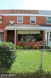 Photo of 843 MILDRED AVE, BALTIMORE, MD 21222 (MLS # BC10320060)