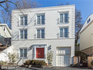 Photo of 5403 MACARTHUR BLVD NW, WASHINGTON, DC 20016 (MLS # DC10155061)