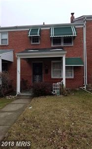 Photo of 1511 KENHILL AVE, BALTIMORE, MD 21213 (MLS # BA10160062)