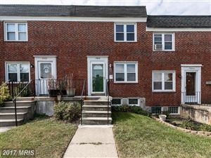 Photo of 7804 HILLSWAY AVE, PARKVILLE, MD 21234 (MLS # BC10085063)