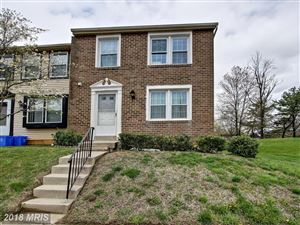 Photo of 3724 CASTLE TER #119-138, SILVER SPRING, MD 20904 (MLS # MC10223064)