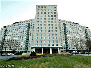Photo of 10401 GROSVENOR PL #714, ROCKVILLE, MD 20852 (MLS # MC10131065)