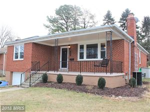 Photo of 1925 OLD FREDERICK RD, CATONSVILLE, MD 21228 (MLS # BC10156069)