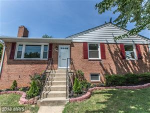 Photo of 10704 FRANCIS DR, SILVER SPRING, MD 20902 (MLS # MC10181069)