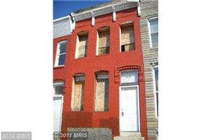 Photo of 2216 WILKENS AVE, BALTIMORE, MD 21223 (MLS # BA10095070)