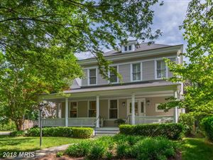 Photo of 10 KIRKE ST W, CHEVY CHASE, MD 20815 (MLS # MC10244071)