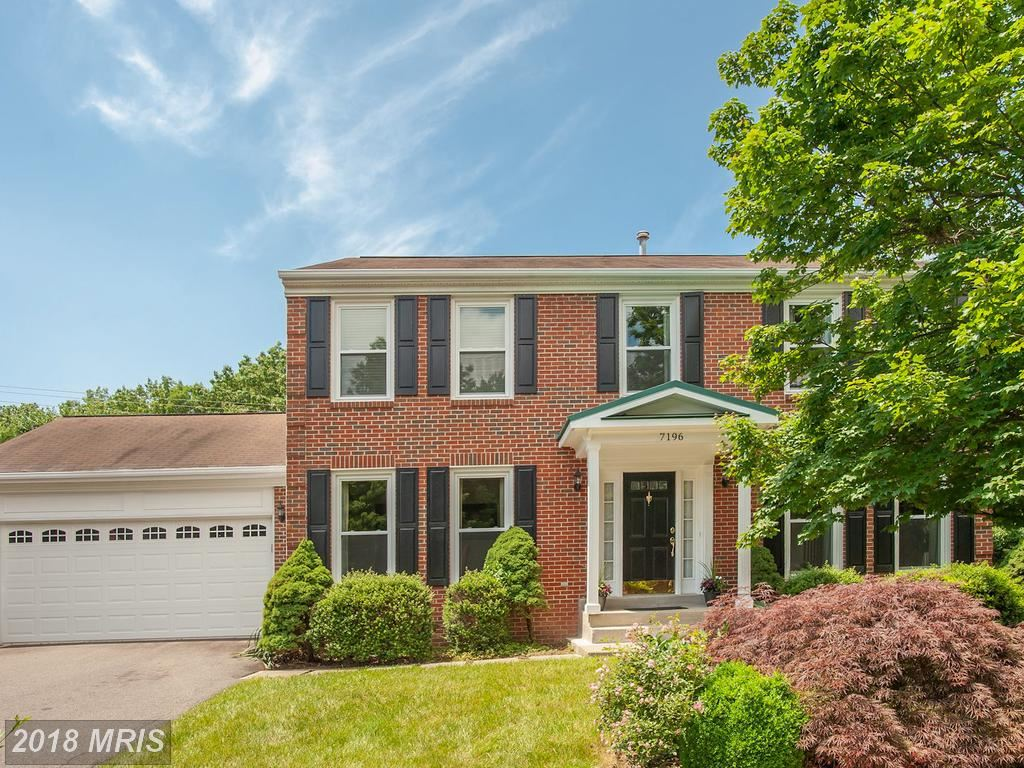 Photo for 7196 BRIARCLIFF DR, SPRINGFIELD, VA 22152 (MLS # FX10263072)