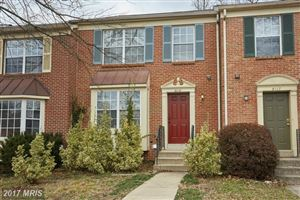 Photo for 8119 LONDONDERRY CT, LAUREL, MD 20707 (MLS # PG9852074)