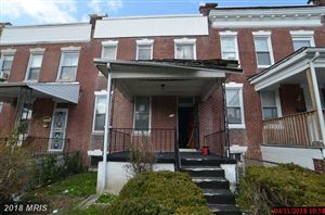 Photo of 512 LOUDON AVE, BALTIMORE, MD 21229 (MLS # BA10220077)