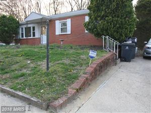 Photo of 4207 OXFORD DR, SUITLAND, MD 20746 (MLS # PG10214077)