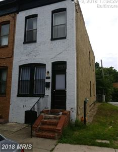 Photo of 593 ORCHARD ST, BALTIMORE, MD 21201 (MLS # BA10305078)