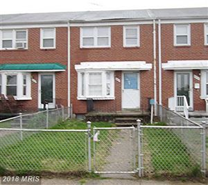 Photo of 684 MIDDLESEX RD, BALTIMORE, MD 21221 (MLS # BC10220080)