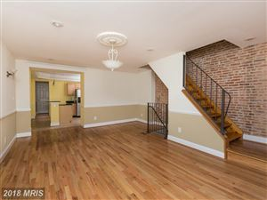 Photo of 1740 PATAPSCO ST, BALTIMORE, MD 21230 (MLS # BA10252082)