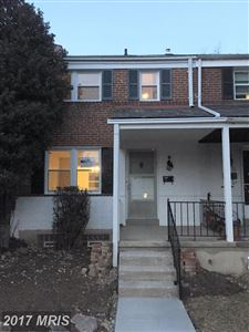 Photo of 216 LINDEN AVE, TOWSON, MD 21286 (MLS # BC10117084)