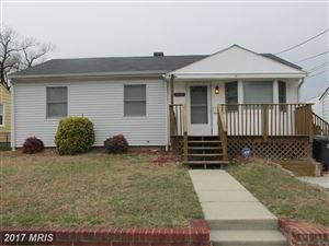 Photo of 2607 OVERDALE PL, DISTRICT HEIGHTS, MD 20747 (MLS # PG10118084)