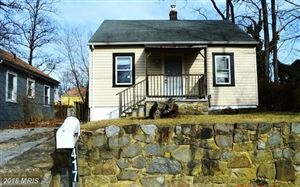 Photo of 417 CEDARLEAF AVE, CAPITOL HEIGHTS, MD 20743 (MLS # PG10164084)