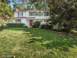 Photo of 9902 FERNDALE AVE, COLUMBIA, MD 21046 (MLS # HW10302085)